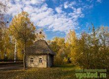 Подмосковье, Велопоход - к Есенину в Константиново - Подмосковье