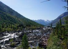 Алтай, Поход по Мультинским озёрам налегке + сплав
