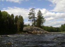 Русский Север, Разведка по связке рек Подломка - Кожа