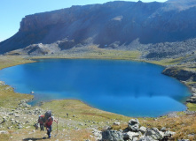 Кавказ, Красоты хребта Абишира-Ахуба: спортивный поход 1 категории сложности (разведка)