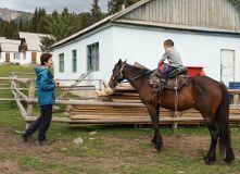 Киргизия, По сказочным местам Тянь-Шаня (Терскей-Алатау)