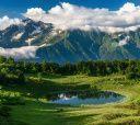 Кавказ, Прогулка по горным озёрам Сочи