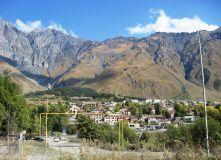 Грузия, Восхождение на Казбек (5033 м)