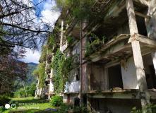Абхазия, Контрасты Абхазии. Поход с детьми