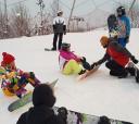 Сев-Запад, Чумовой ски-тур на 3 дня с проживанием в тёплом доме с баней
