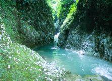 Абхазия, Сказка на морском берегу