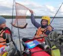 Кольский, Сплав и рыбалка на Умбе (рыболовный маршрут)