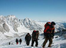 Байкал, Восхождение на Мунку-Сардык
