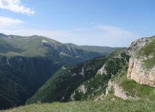 Кавказ, Горный лагерь в Мезмае [Кавказ]