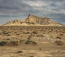 Казахстан, Песок и скалы Мангистау. Поход на байдарках по Каспию в Казахстане ( разведка)