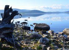 Кольский, Колвица. Северный трип, озёра, горы и море