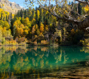 Кавказ, Поход к высокогорному озеру Кардывач