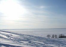 Подмосковье, Лыжный тур - По ту сторону Плещеева озера