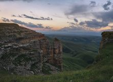 Кавказ, Горный Лагерь Эльбрусский Калейдоскоп