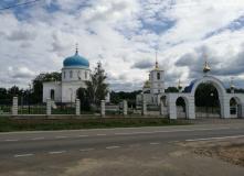 Подмосковье, Велопоход - Гремячий ключ-Торбеево озеро - Подмосковье