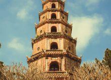 Окрестности г.Хюэ. Гробница императора Ту Дука
