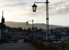 Испания, Путь Сантьяго. Португальская ветвь
