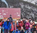 Кавказ, Февральские праздники в горах Кавказа