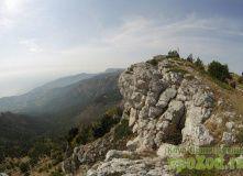Крым, По вершинам Крыма (гора Роман-Кош)