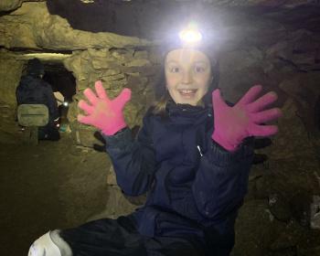 Пещерные дети - Спелеопоход в Силикаты