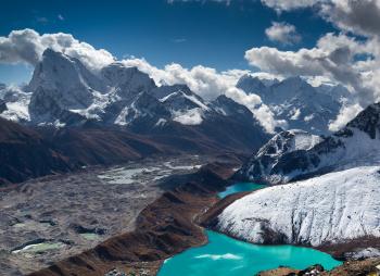 Путешествие по национальному парку Сагарматха. Озеро Гокио, три перевала и три вершины