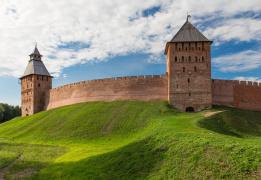 Прогулочный тур в Великий Новгород и Валдай