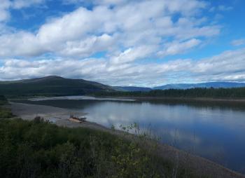 Сплав по реке Колыма - Магаданская область (разведка)