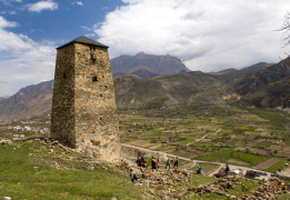Две Башни: ворота в Верхнюю Балкарию. Поход с восхождением на горы Соухаузкая и Мехтыген