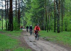 Велопрогулка - Лохин остров - Москва