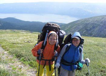 Горы и озера Ловозерья (спортивный поход, 1-я категория сложности)
