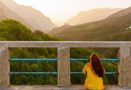 Лёгкий тур по Черногории (с размещением в коттеджах)