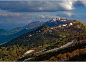 По горам Малого Кавказа: Пять Вершин