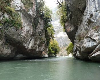 Мокрая Абхазия-лайт: мультитур по рекам Абхазии