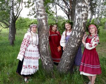 Древнерусские выходные на берегу Оки