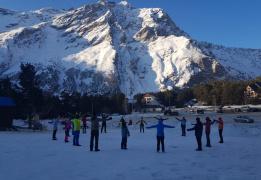 Горный лагерь в Приэльбрусье (новогодняя программа с размещением в гостинице)