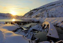Большое Северное автопутешествие. Новогодний Териберка-тур: на край Земли в погоне за северным сиянием