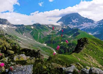 Псху: в гости к ацанам и затерянному миру в горах Абхазии