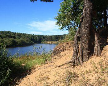 Сплав по рекам Оредеж и Луга
