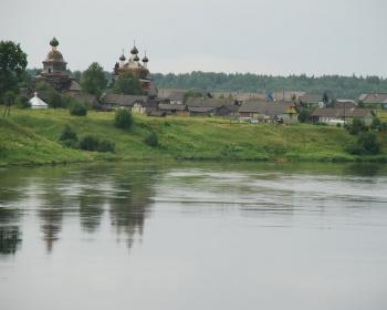 По реке Онега на пакрафтах (разведка)