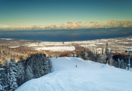 Горнолыжные каникулы на Байкале