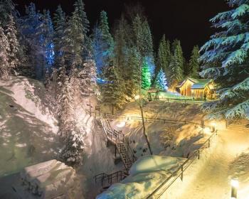 Новый год 2021. Рускеальские карьеры, водопады и деревня викингов: прогулочно-познавательный комфорт-тур в Карелии