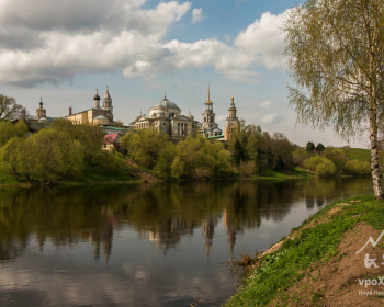 Сплав по реке Тверца с посещением Торжка
