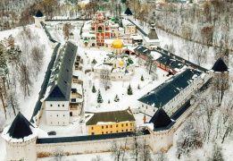 Лыжный тур в Звенигород