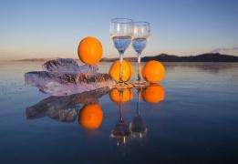 Новый год на Байкале - Молодой Лёд