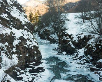 Январские каникулы в горах Кавказа