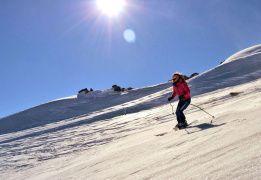 Новый Год на горнолыжном курорте Армении