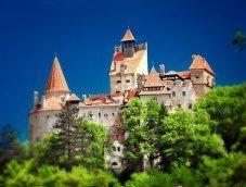 Румыния: Горными тропами к замку Дракулы