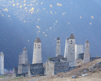 Загадки горной Ингушетии. Путешествие в страну башен и легенд.