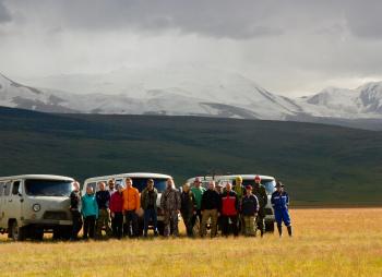 Автотур на плато Укок и сплав по Чуе в Курайской степи