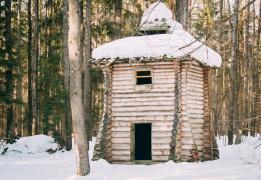 Лыжный поход под Владимир в урочище Веретьево